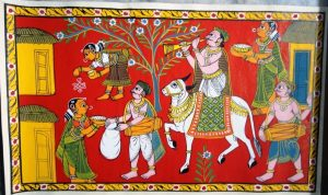 Paintings of Telangana