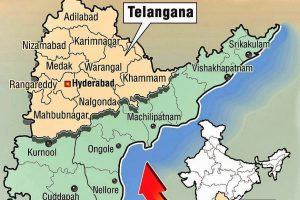 Relief and Structure of Telangana